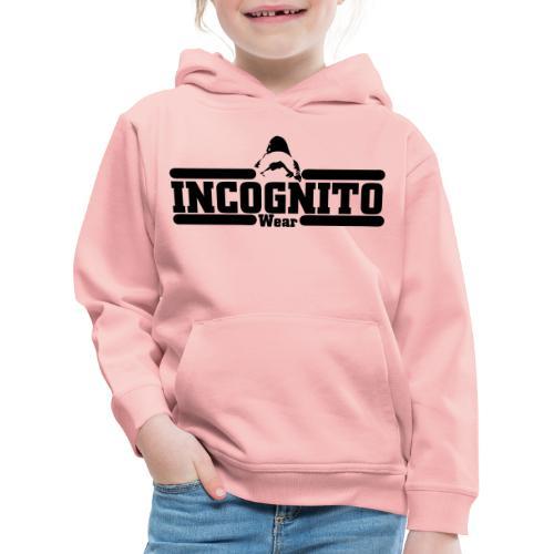 INC WEAR© - Bluza dziecięca z kapturem Premium