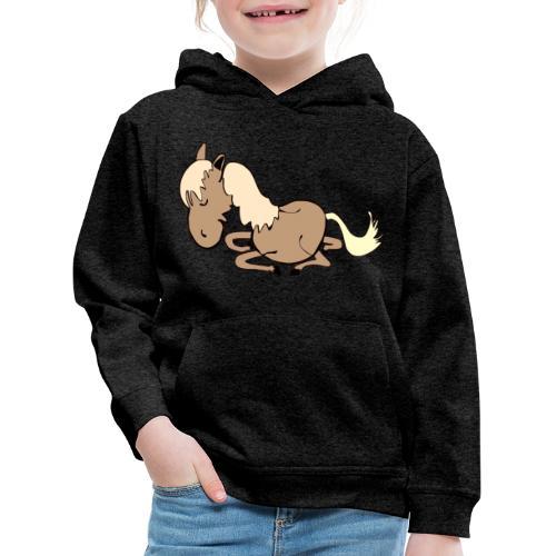 dpferd10 - Kinder Premium Hoodie