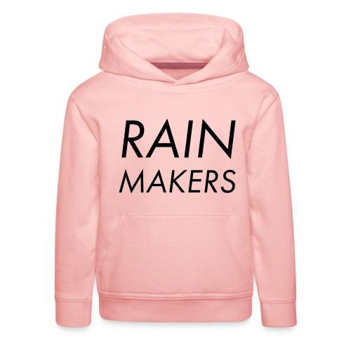 rainmakertext - Lasten premium huppari