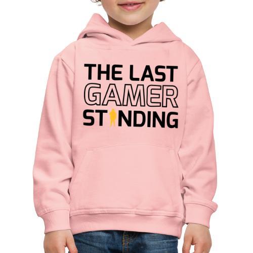 The Last Gamer Standing 2 - Kids' Premium Hoodie