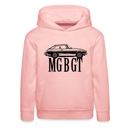 MG MGB GT - Autonaut.com - Kids' Premium Hoodie