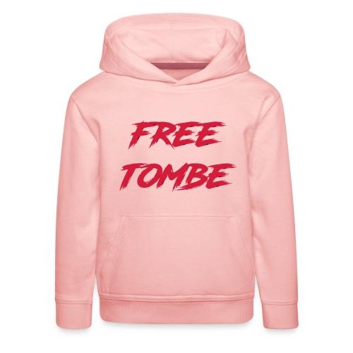 FREE TOMBE AI - Kinder Premium Hoodie
