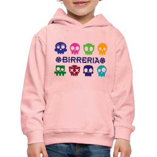 Kids color Skulls - Kinder Premium Hoodie