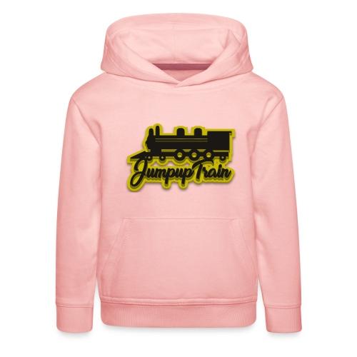 JUMPUPTRAIN - Kinderen trui Premium met capuchon