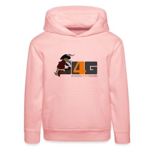 Tshirt 01 png - Kinder Premium Hoodie