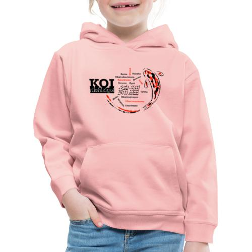 Koi - Kinder Premium Hoodie