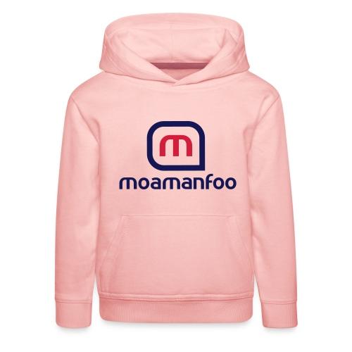 Moamanfoo - Pull à capuche Premium Enfant