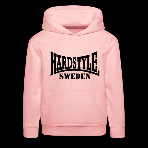 hardstyle - Premium-Luvtröja barn