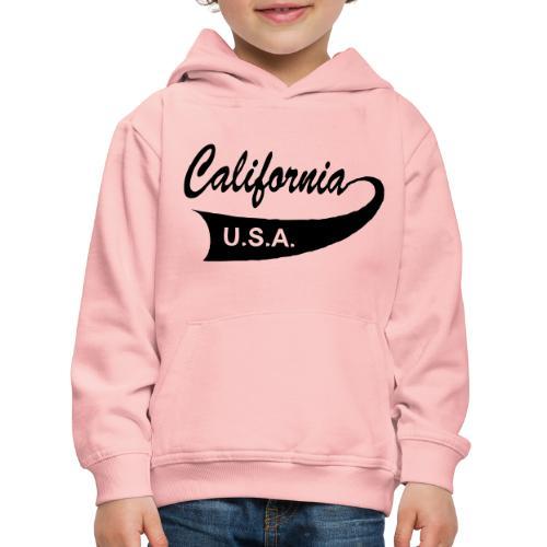 California USA - Kinder Premium Hoodie