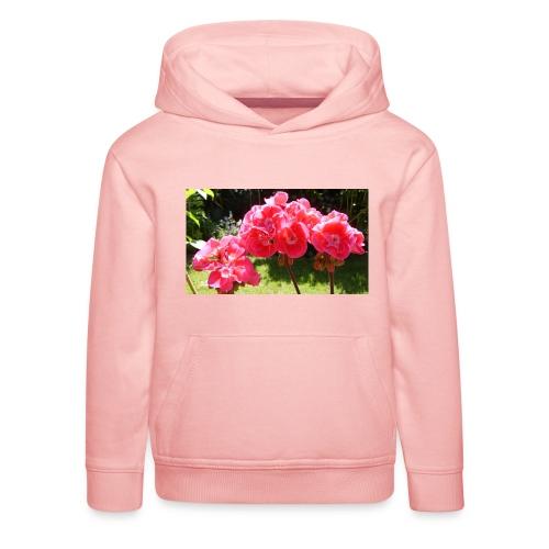 floral - Kids' Premium Hoodie