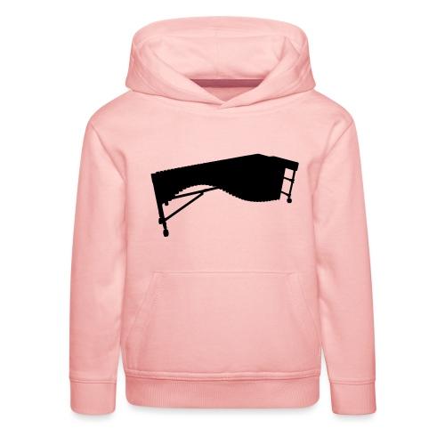 Marimba Kontur - Kinder Premium Hoodie
