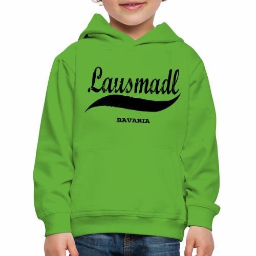 LAUSMADL BAVARIA - Kinder Premium Hoodie