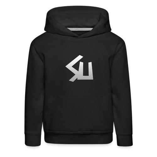 Plain SU logo - Kids' Premium Hoodie