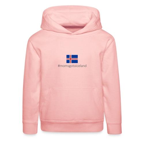 Iceland - Kids' Premium Hoodie