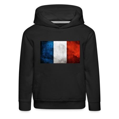France Flag - Kids' Premium Hoodie