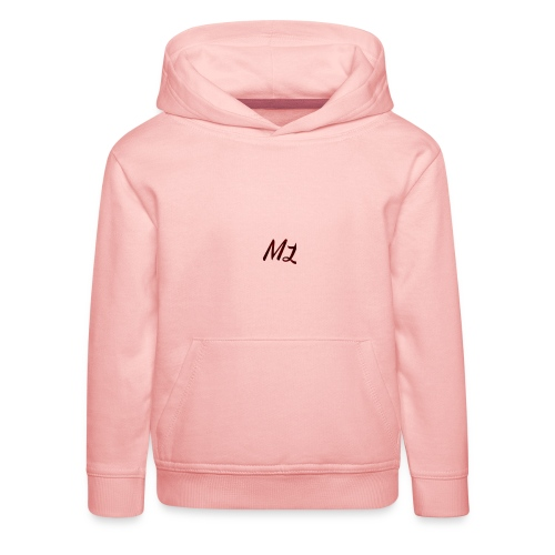 ML merch - Kids' Premium Hoodie