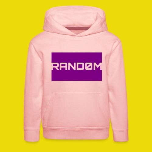 Random Logo - Kids' Premium Hoodie