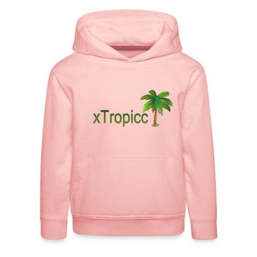 tropicc - Pull à capuche Premium Enfant