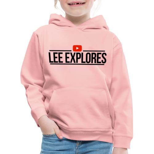 LEE EXPLORES - Kids' Premium Hoodie