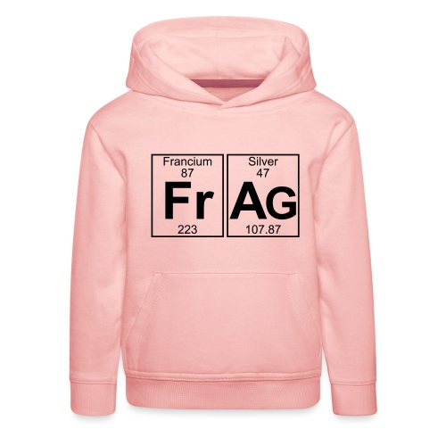 Fr-Ag (frag) - Full - Kids' Premium Hoodie