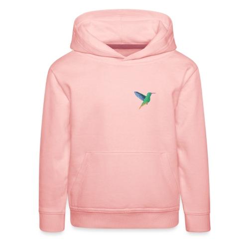 Hummingbird - Single - Kids' Premium Hoodie