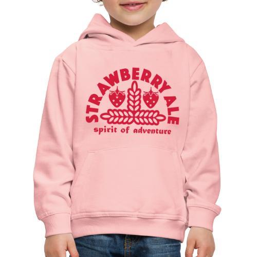 Strawberry Ale - Kids' Premium Hoodie
