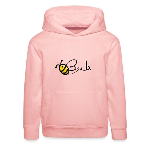 Bee b. Logo - Kids' Premium Hoodie