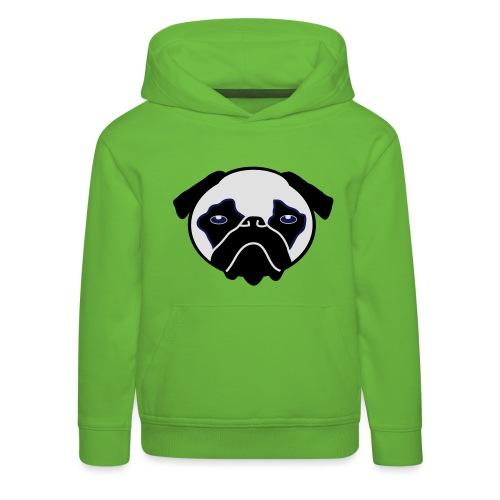 Mops, Hund - Kinder Premium Hoodie