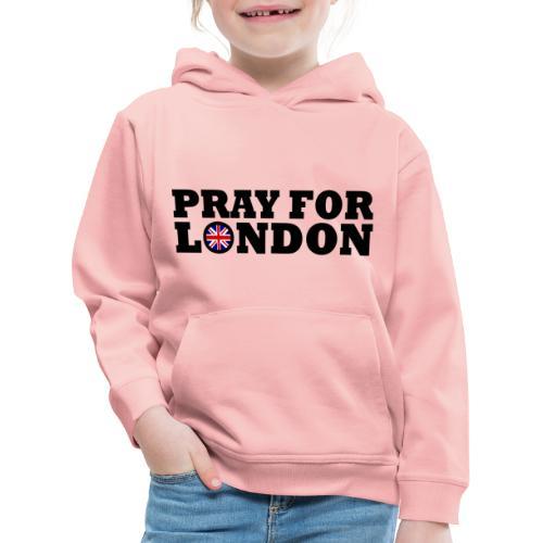 London - Kinder Premium Hoodie