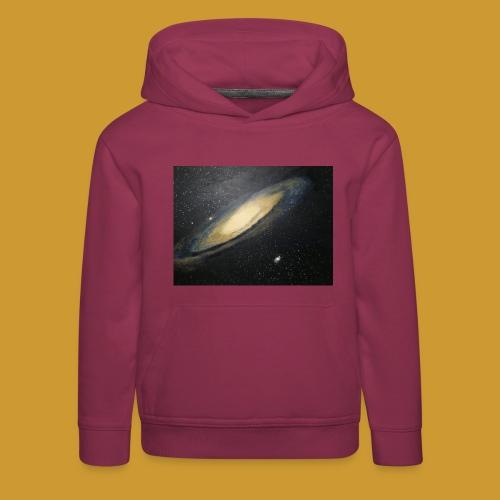 Andromeda - Mark Noble Art - Kids' Premium Hoodie