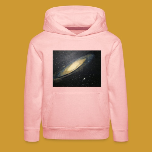 Andromeda - Mark Noble Art - Kids' Premium Hoodie