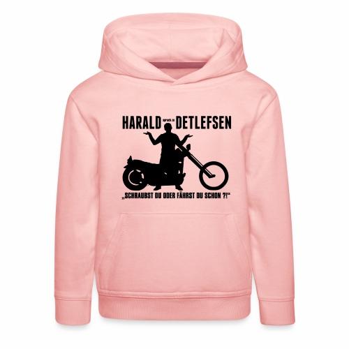 Harald Detlefsen - Kinder Premium Hoodie