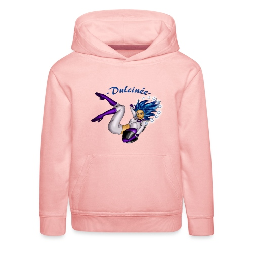 Dulcinée - Pull à capuche Premium Enfant
