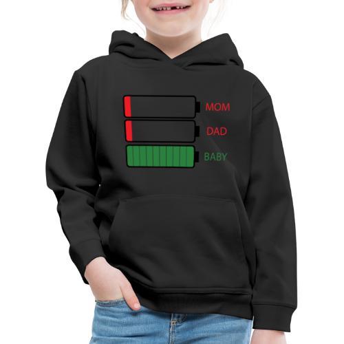 Power on - Kinder Premium Hoodie