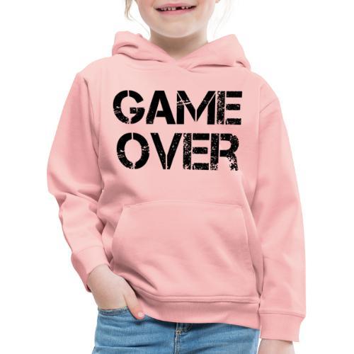 Streamers-Unite - Game Over - Kinderen trui Premium met capuchon