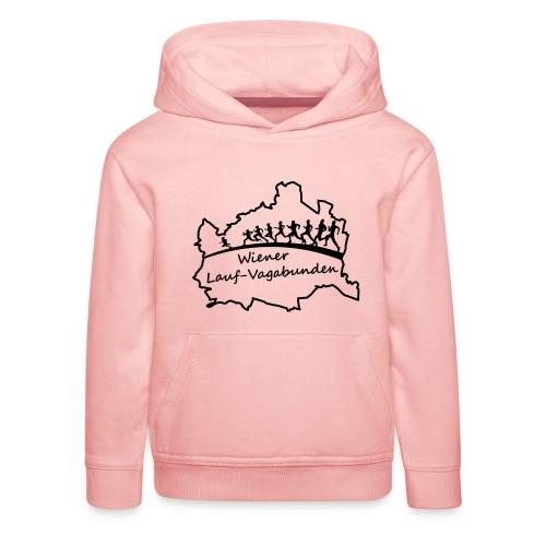 Laufvagabunden T Shirt - Kinder Premium Hoodie