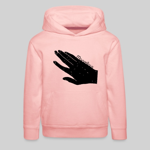 Marvellous Hand - Kinder Premium Hoodie