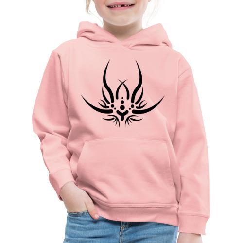 Motif Tribal 5 - Pull à capuche Premium Enfant