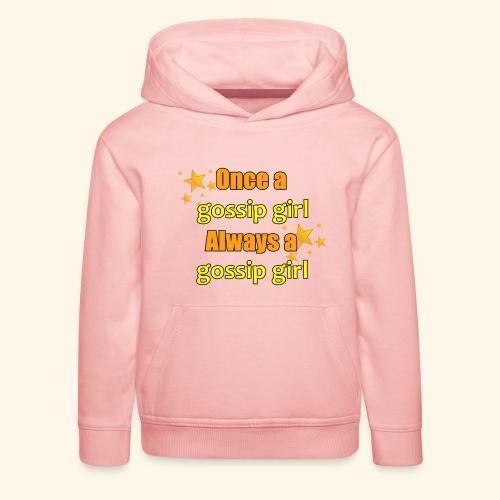 Gossip Girl Gossip Girl Shirts - Kids' Premium Hoodie