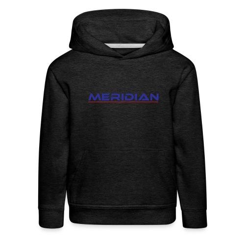 Meridian - Felpa con cappuccio Premium per bambini