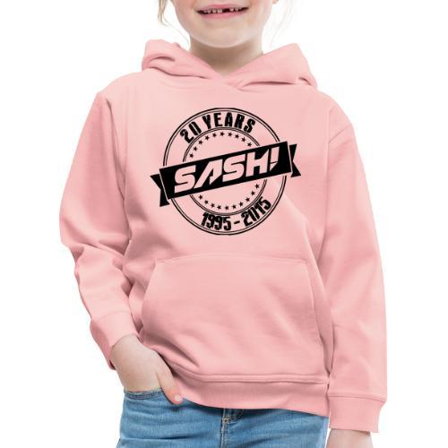 SASH! ***20 Years*** - Kids' Premium Hoodie
