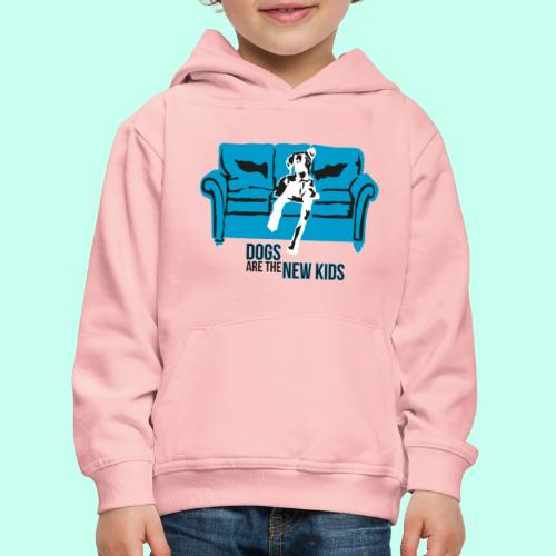 Dogs are the New Kids - Kinder Premium Hoodie