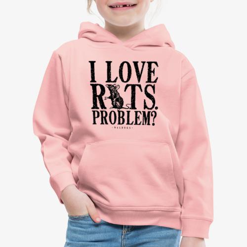 Rats Problem 7 - Lasten premium huppari