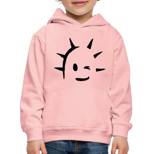 Kaktus Kopf - Kinder Premium Hoodie