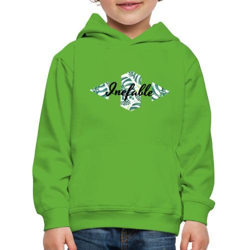 Costillas de Adán. - Sudadera con capucha premium niño