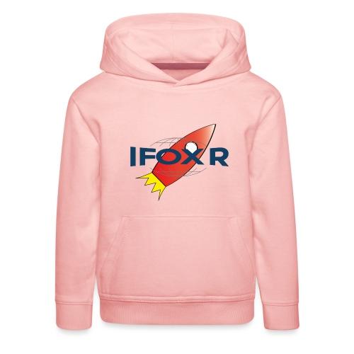 IFOX ROCKET - Premium-Luvtröja barn