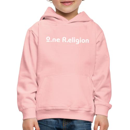 O.ne R.eligion Only - Pull à capuche Premium Enfant