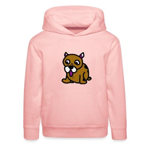Guagua el Perrito - Sudadera con capucha premium niño