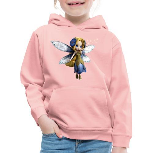 Blue-Sternchen Fairy - Kinder Premium Hoodie