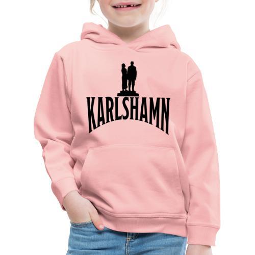Karl Oskar & Kristina - Premium-Luvtröja barn